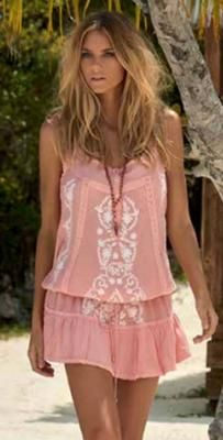 Shop Melissa Odabash swimwear at Beach Cafe for new season bikinis, swimsuits and beachwear. Discover Melissa Odabash's widest selection in the UK. Pink Outfits, Vintage Outfits, Summer Outfits, Summer Dresses, Luxury Swimwear, Swimwear Fashion, Bohemian Mode, Boho Chic, Women's Summer Fashion