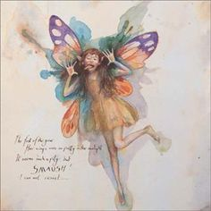 Lady Cottington's pressed fairies