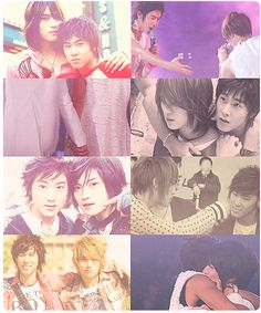 The only OTP that is actually One True Pairing. Happy Anniversary Yunjae ♥.