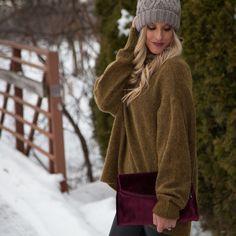 Turtleneck   Winter Boots