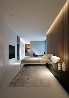 40 Best Bedroom Interior Design You Will Love to Makeover Your Home! Awesome Design Ideas for Your Bedroom. Try this beautifulgreat design ideas. Home Decor Bedroom, Modern Bedroom, Minimal Bedroom, Bedroom Ideas, Bedroom Interiors, Master Bedroom, Bedroom Designs, Bedroom Inspiration, Interior Inspiration