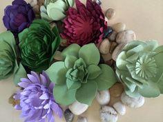 Birkaç Kolay Adımda Kağıttan Sukulent Yapın! – Teraryum, Minyatür Bahçe ve Hobi Bilgi Paylaşım Sitesi