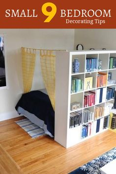 Can You Make Your Small Bedroom Bigger Than Before? -- Want to know more, click on the image. #BedroomIdeasforSmallRooms
