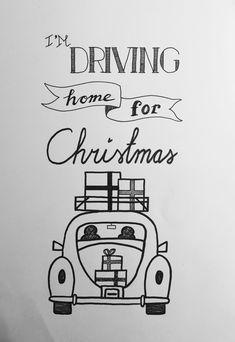Handlettering for Christmas . - God # Handlettering for Christmas God # - Xmas Drawing, Christmas Drawing, Christmas Pictures To Draw, Christmas Doodles, Christmas Quotes, Christmas Scripture, Driving Home For Christmas, Christmas Home, Merry Christmas