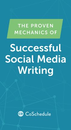 55 social media message templates to end the blinking cursor nightmare! http://www.convinceandconvert.com/social-media-strategy/successful-social-media-writing/?utm_campaign=coschedule&utm_source=pinterest&utm_medium=CoSchedule&utm_content=The%20Proven%20Mechanics%20of%20Successful%20Social%20Media%20Writing