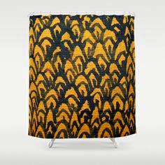 mountains Shower Curtain by dissabtes - $68.00