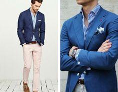 #Blazer o chaqueta informal: ideal para eventos casuales. Son muy versátiles, tanto, que puedes usarlo con franela o con camisa sin corbata