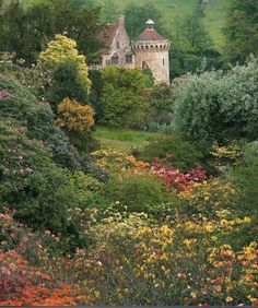 Scotney Castle - Lamberhurst - Tunbridge Wells - Kent - England!