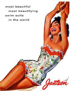 Plan59 :: Vintage Ads :: Mid-Century Modern :: Pete Hawley, 1955