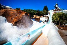 Blizzard Beach es uno de los mejores parques de agua de Disney World en Orlando