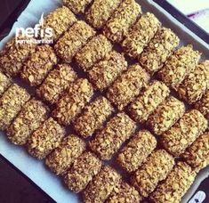 Mısır Gevrekli Nişastalı Kurabiye Chocolate Chip Cookies, Nutella Cookies, No Bake Cookies, Cookie Cups, Cookie Gifts, Turkish Delight, Turkish Recipes, Homemade Beauty Products, Chocolate Recipes