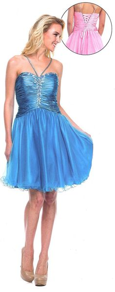 Homecoming Dresses <BR>Sweet 16 Dresses under $100<BR> 1182<BR>  Diamond Celebration!