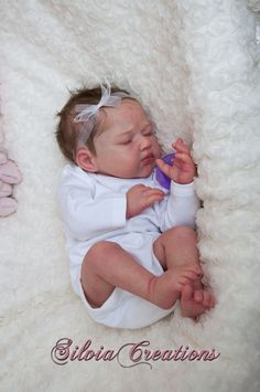 Reborn by SilviaCreations Baby Dolls For Sale, Life Like Baby Dolls, Life Like Babies, Cute Babies, Silicone Reborn Babies, Silicone Baby Dolls, Reborn Baby Dolls, Lol Dolls, Barbie Dolls