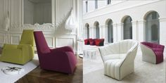 The Modern Armchair, Art or Comfort ?