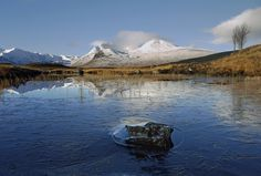 ICE COLD IN RANNOCH | Flickr - Photo Sharing!
