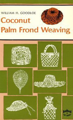 Coconut Palm Frond Weaving:Amazon:Kindle Store