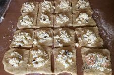 Babiččin recept – tvarohové kynuté šatičky – RECETIMA Nutella, Crochet Granny, Square Blanket, Muffin, Challah, Bakken, Top Recipes, Japanese Cheesecake, Crochet Pattern
