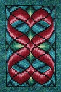 Lakeview Quilting by Linda McGibbon | Hearts Entwined