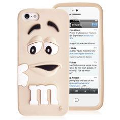 M&M Chocolate iPhone 5 Case #m&m #chocolate #iphone #case #iphone5case #cellz.com
