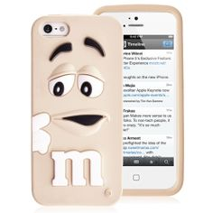 M&M Chocolate iPhone 5 Case #m&m #chocolate #iphone #case #iphone5case #cellz.com