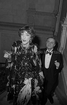 Loulou de la Falaise and Pierre Berge in Paloma Picasso Wedding 49