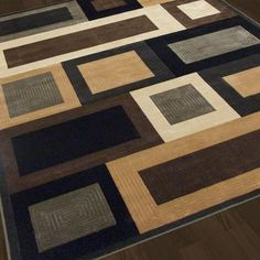 445 Lanart Rugs Taupe Wisteria Area Rug 6 Feet X 9 Wist6x9tp Home Depot Canada Pinterest And