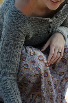 Muster stricken: Waipi'o Cardigan von KristenTenDykeDesign auf Etsy