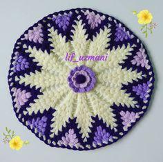 Christmas Fun, Christmas Cookies, Crochet Crocodile Stitch, Booties Crochet, Pot Holders, Diy And Crafts, Crochet Patterns, Knitting, Holiday Decor