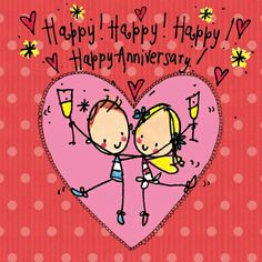 ♡ Happy Anniversary ♡