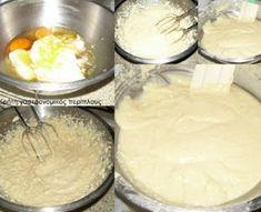 Τάρτα με γλυκιά μυζήθρα Κρήτης - cretangastronomy.gr Camembert Cheese, Dairy, Food, Essen, Meals, Yemek, Eten