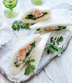 La Taza de Loza: 20 Rellenos de Sandwich Italianos (Tramezzini)