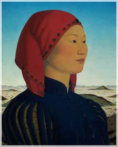 Xue Mo (b1966 In Inner Mongolia, China; based In Canada)