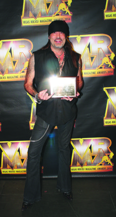 """Danny """" The Count"""" Koker at the VRMA's 2014"""