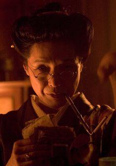 "Kaori Momoi in ""Memorie di una geisha"" (2005)"