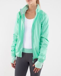 love this jacket from ivivva
