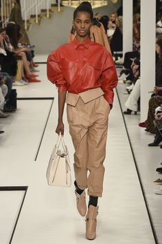 """Tod's presented the Fall Winter 2017 Collection alongside a live installation by artist Thomas De Falco. Chief executive officer, Diego Della Valle validated, """"We want to continue to link the brand…"""