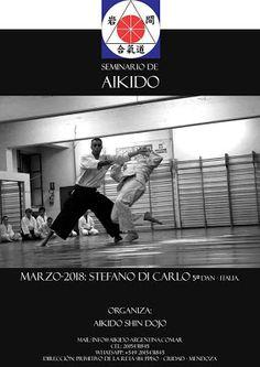Aikido  Mendoza Iwama : Viernes 9, Sábado 10 y Domingo 11 de Marzo del 201...