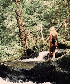 Summer inspiration • woods • forest • beach bum • wanderlust • explore Pinterest @meagthom