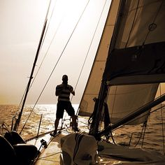 Amazing sailing moments...