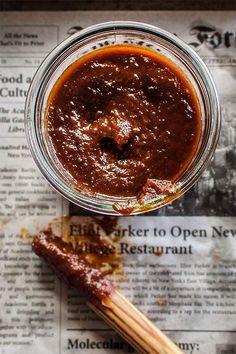 Receta de salsa barbacoa