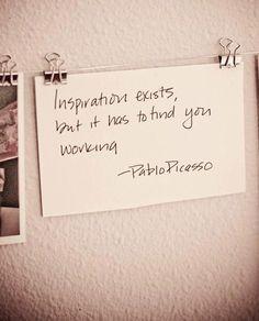 Frase de inspiração