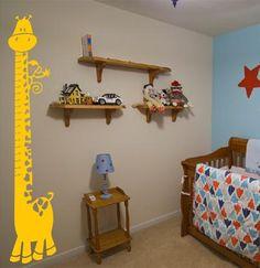 Adesivo - Régua Girafa