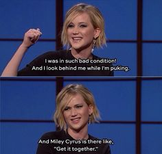 She managed to one up Miley Cyrus, which is a big feat.