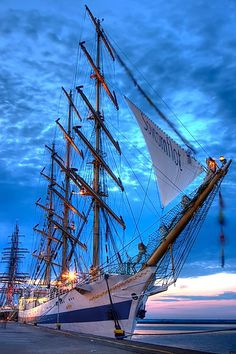 Tall ship♥