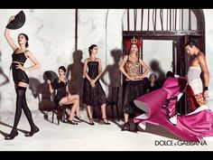 Dolce&Gabbana Summer 2015 Advertising Campaign