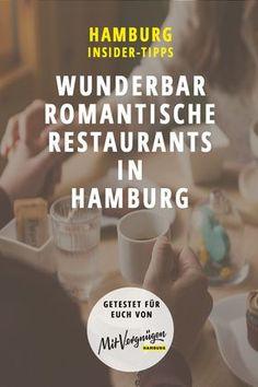 """Valentinstag, Jubiläum oder einfach um zu zeigen """"Hey, dich mag ich"""" – in diese 11 Hamburger Restaurants könnt ihr die Liebe feiern."""