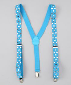 Blue Stud Suspenders from Knuckleheads & Hula Mula (Grandpa was WAY ahead of his time)
