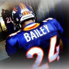 I'll miss you Champ Bailey! Denver Broncos Super Bowl, Nfl Broncos, Broncos Cheerleaders, Denver Broncos Football, Bronco Car, Superbowl Champs, John Elway, Defensive Back, Home Team