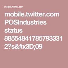 mobile.twitter.com POSIndustries status 885548417857933312?s=09