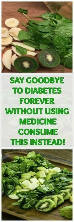 Say goodbye to diabetes forever without using medicine consume this instead